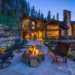Vail-Mountain-Elegant-custom-landscape-addition-at-night