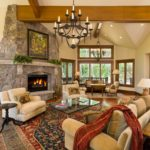 Vail-Mountain-Elegant-custom-wood-beams-in-great-room