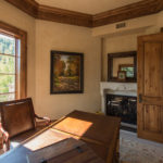 Beaver-Creek-Chateau-custom-wood-work-crown-molding-and-wood-beams