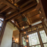 Beaver-Creek-mountain-modern-entry-wood-ceilingcustom-chandilier