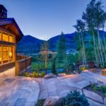 Vail-Mountain-Elegant-firepit-and-flagstone-exterior-living-area