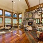 Vail-Mountain-Elegant-great-room-custom-wood-work