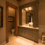 Beaver-Creek-Chateau-master-bathroom-custom-cabinets-and-integrated-plaster