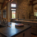 Beaver-Creek-mountain-modern-soapstone-countertopkitchen-island