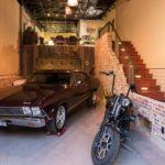 """""""man cave"""" finish on a commercial-min"""